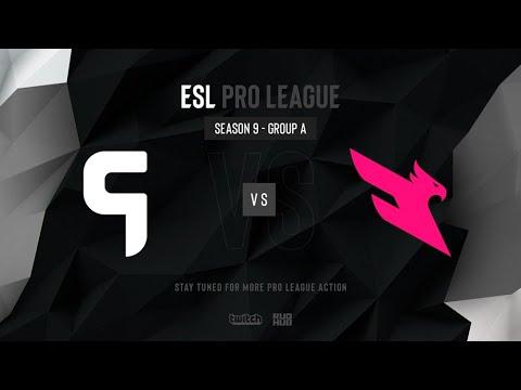 Ghost vs Lazarus - ESL Pro League Season 9 NA - map2 - de_overpass [SSW]