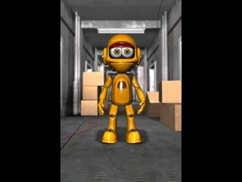 Robot ringtone