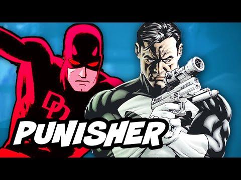 Daredevil Season 2 - The Punisher Explained