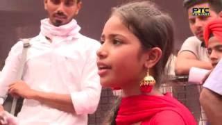 punjabi girl entertain s judges in amritsar auditions   voice of punjab chhota champ 3   ptc punjabi