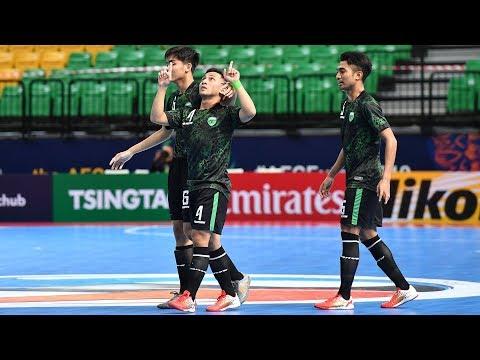 Highlights M13 - Victoria University College FC(MYA) Vs Vamos FC(IDN)