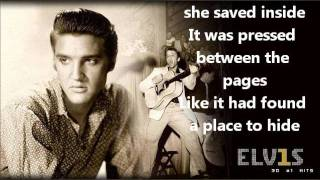 Elvis Presley-Mama Liked The Roses(With Lyrics)