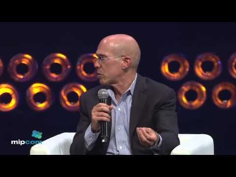 Keynote: Jeffrey Katzenberg, Dreamworks Animation - MIPCOM 2013