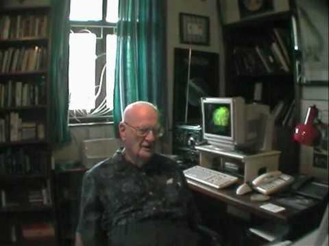 Peter Esscher interview Sir Arthur C Clarke