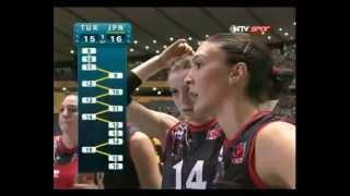 2010 World Championship Turkey Japan Set 1 Part 1 2