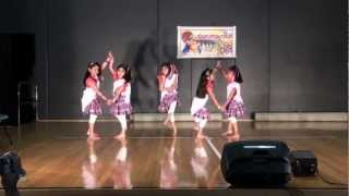 Ninne kanan ennakalum dance performed by Hanna with her friends in Melbourne.