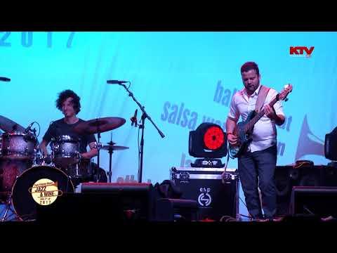 JAZZ and WINE - Modern Latin Jazz -  Marialy Pacheco Trio (Havana de Cuba  / Kolumbia)