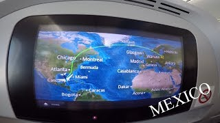 ✈ Lot TUI Dreamliner 787-800 ✈ Warszawa - Cancun Meksyk 2017 - GoPro Hero 5