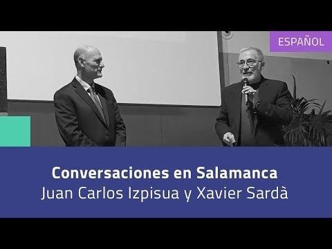 Conversaciones en Salamanca: Juan Carlos Izpisua y Javier Sardá