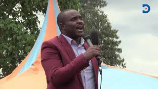 Senator Malala's funny 'baba yangu' analogy on why he ditched Mudavadi for Raila | PUNCHLINE