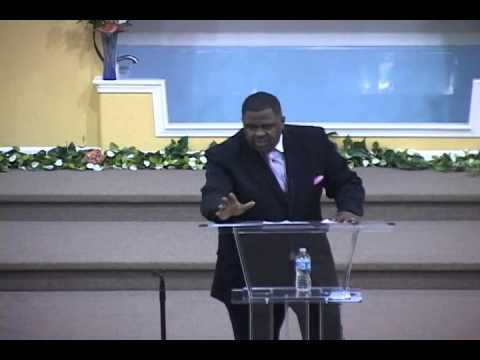 Don't Let Fear Stop You - Rev. Isaac Williams