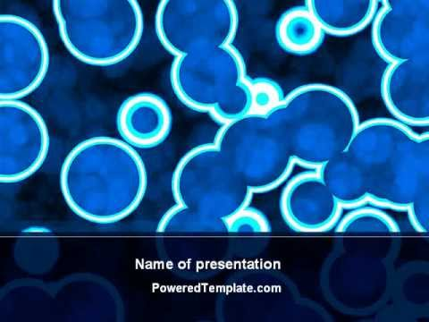 Cell Biology Powerpoint Template By Poweredtemplate Youtube