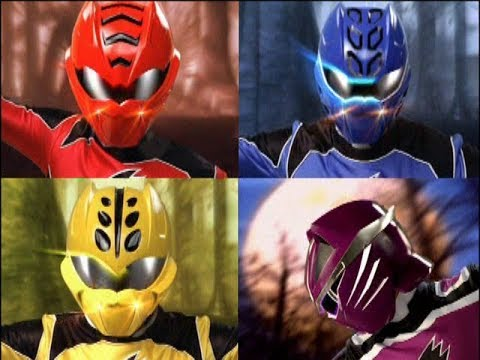 Power Rangers Central
