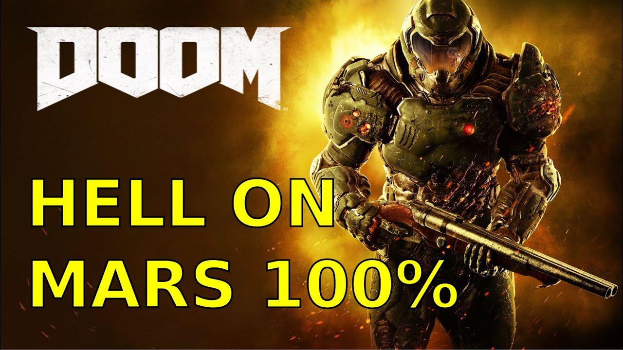 Doom вернитесь на марс секреты