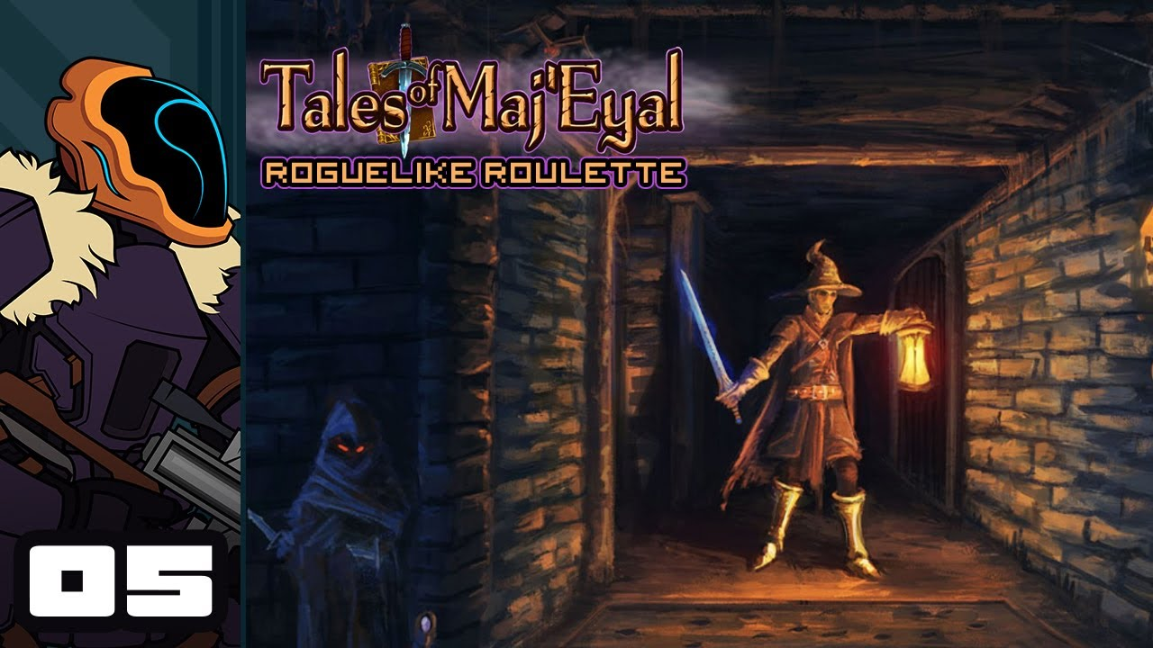 Let's Play: Tales of Maj'Eyal (ToME) - A Beginner's guide ...