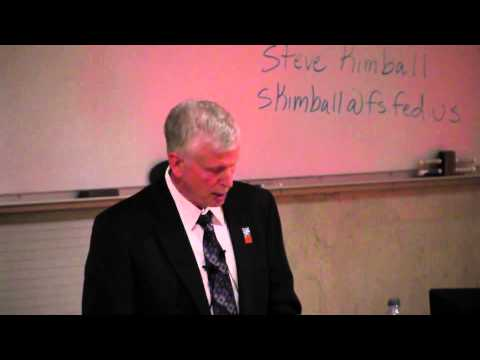 Public Address of Forest Service Wilderness Areas by Thomas Tidwell, Chief of USFS