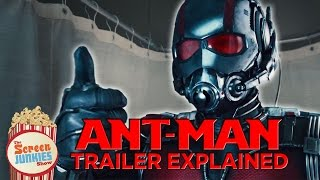 Plz Explain Ant-Man Trailer
