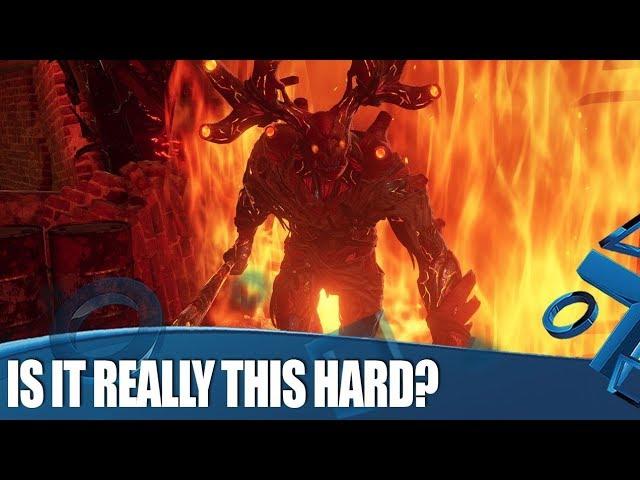 Code Vein Neues Gameplay - Ist es wirklich so schwer ?! + video