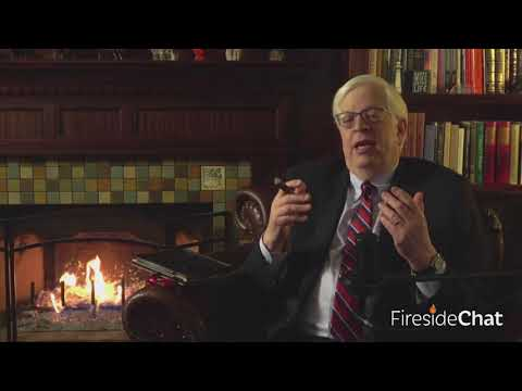 LIVE: Fireside Chat with Dennis Prager! Ep. 27