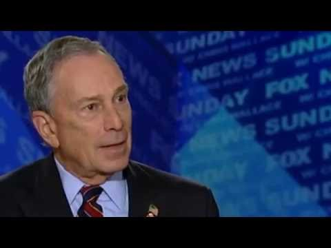 Michael Bloomberg on Donald Trump - then and now