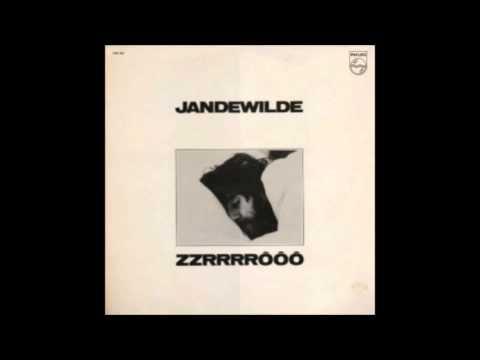 1970 JAN DE WILDE slaapliedje
