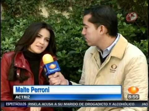 Maite Perroni confirma noviazgo (Primero Noticias)