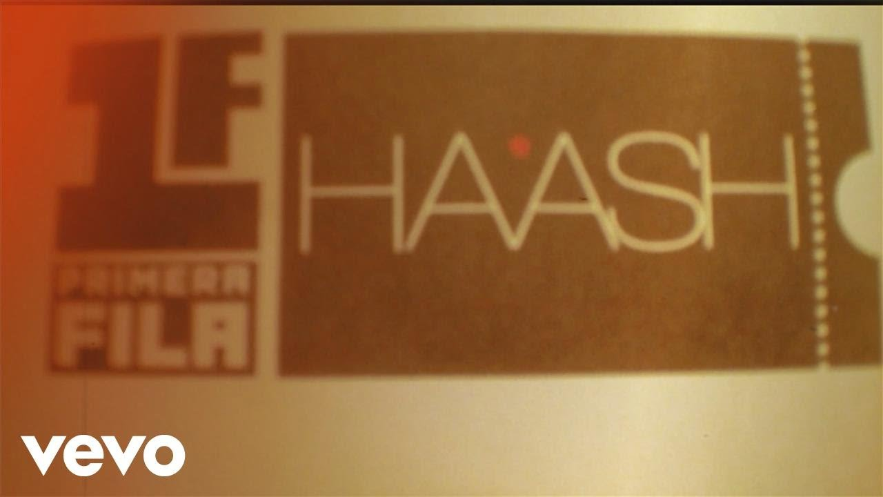 HA-ASH - Sé Que Te Vas (Lyric Video)