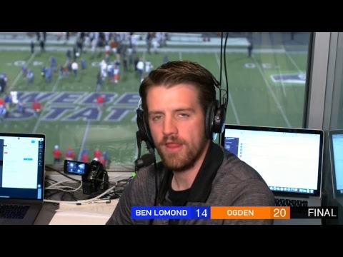 2017 Iron Horse - Ben Lomond vs Ogden