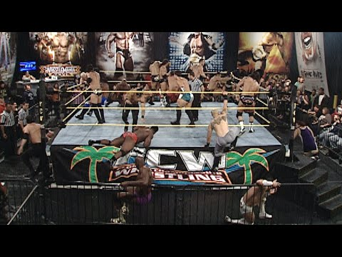 Seth Rollins, Roman Reigns and more compete in a Grand Royale in rare FCW Hidden Gem (WWE Network)