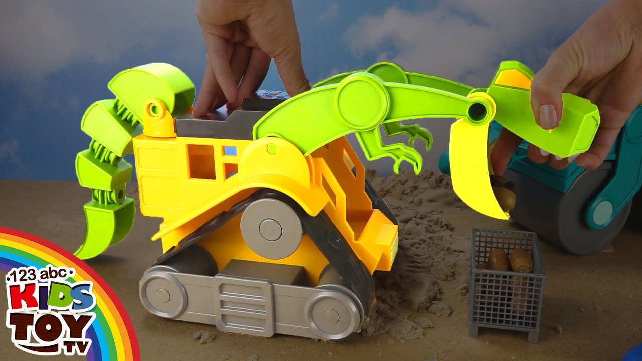 Dinotechnology Rink and loader FUN toys for kids Play fun with