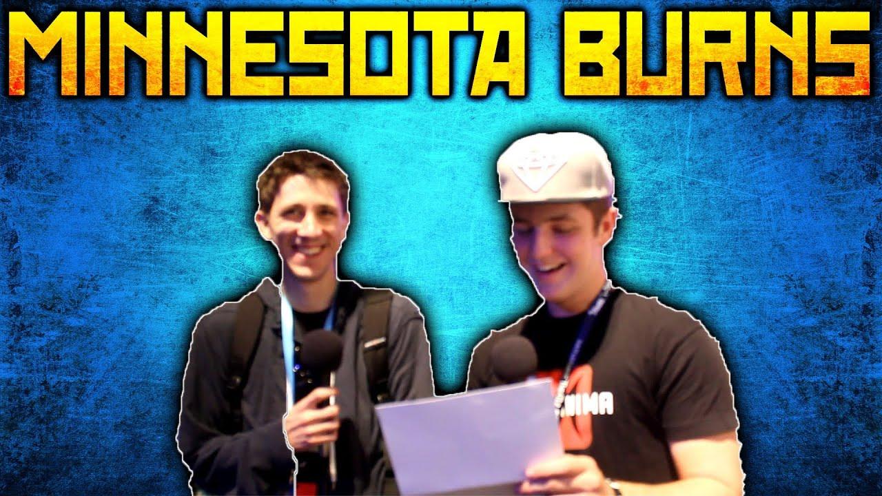 Interview w/ Minnesota Burns - (Funny Black Ops 2 Troll) - PAX Prime 2013