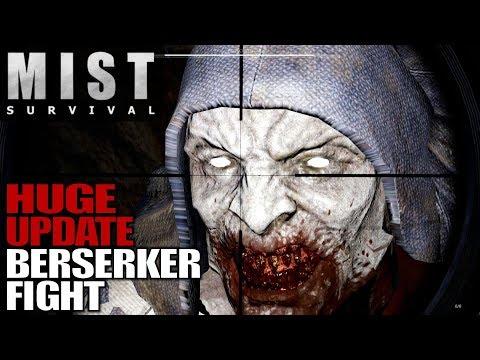 HUGE UPDATE BERSERKER FIGHT | Mist Survival | Let's Play Gameplay | S01E64