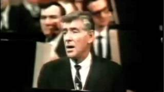 Leonard Bernstein playing rock music