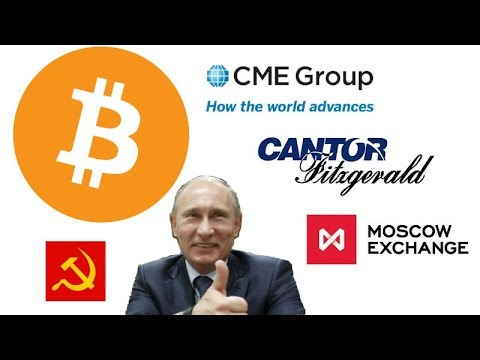 Bitcoin Futures Trading Approved For CME Group & Moscow Exchange Will Offer Bitcoin Futures