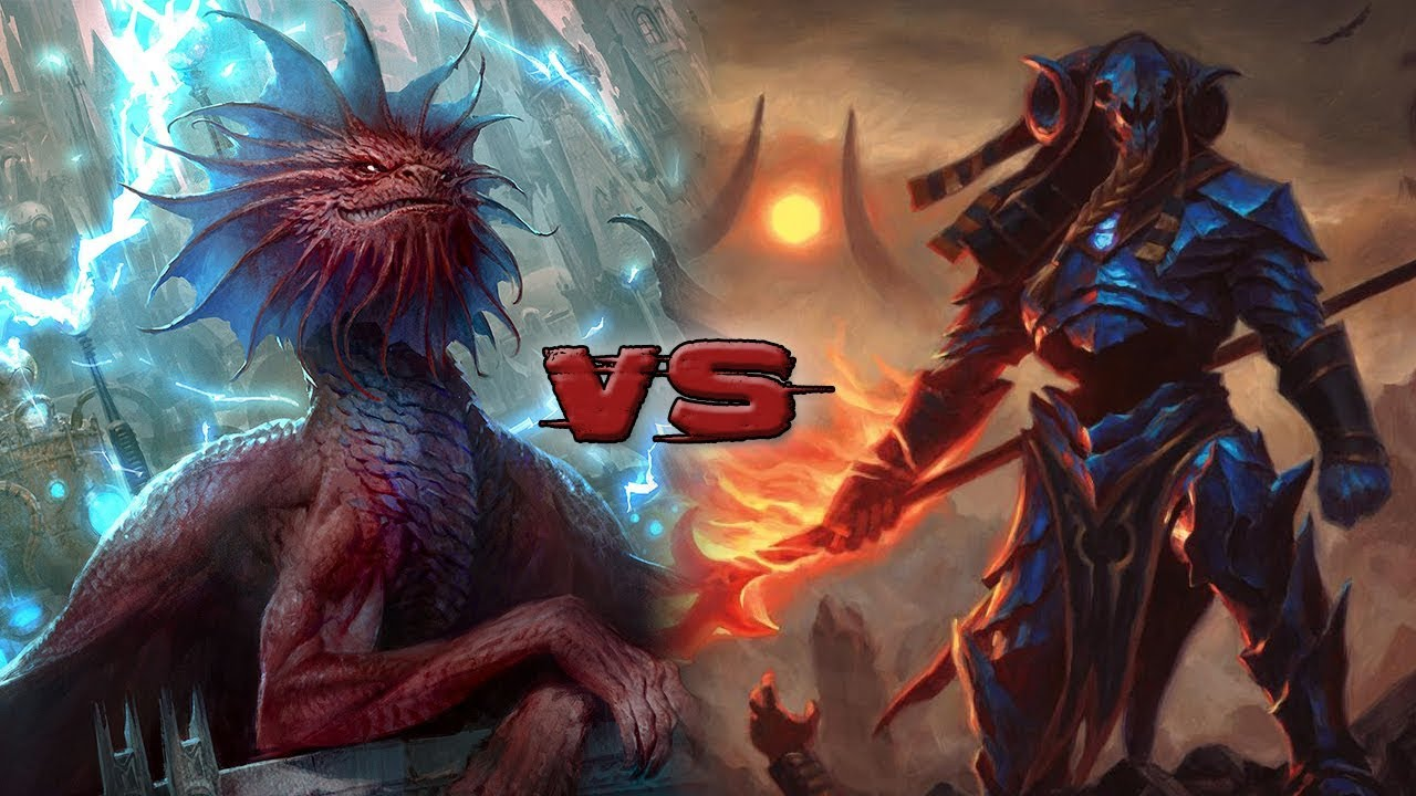 Niv Mizzet, Parun vs Naheb, the Eternal - Commander/EDH - tribalkai/eedi-H  - 1v1