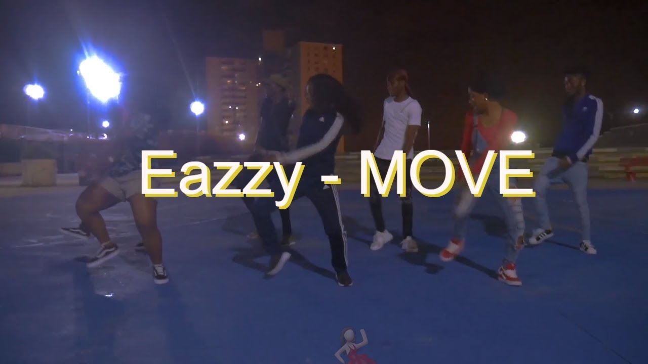 Eazzy - Move |#DanceChallenge