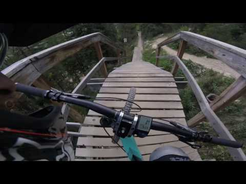 Winter Park Trestle Downhill MTB full run