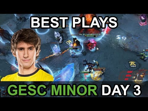 GESC Indonesia Minor 2018  BEST PLAYS Day 3 Highlights by Time 2 Dota #dota2