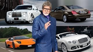 Amitabh Bachchan Cars - Bollywood * Big B * Amitabh Bachchan * Cars Collection