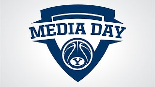 Basketball Media Day - Dave Rose Press Conference