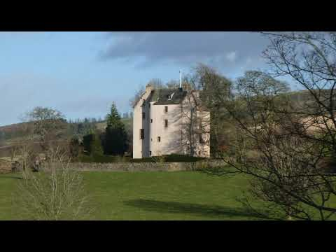 Hatton Castle Angus Scotland