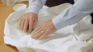 How to Remove Dry Red Wine Stains : Leather & Fabric Care