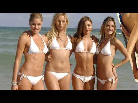 Красивые девушки на море|Beautiful Girls At The Sea