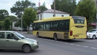В Череповце откроют новый автобусный маршрут(В Череповце откроется новый автобусный маршрут из Зашекснинского района в ДОК. https://www.youtube.com/channel/UCiFGc3Wa7BDV1FJgx..., 2016-09-14T10:53:01.000Z)