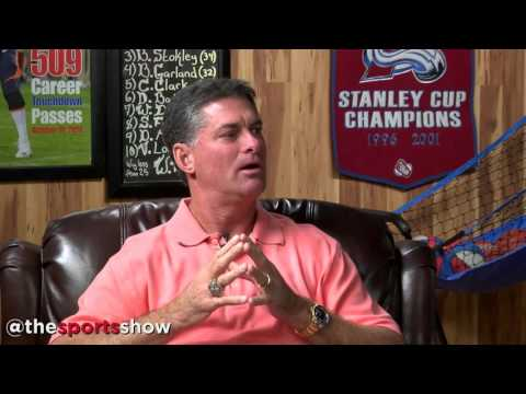Bubby Brister on starting for the Denver Broncos