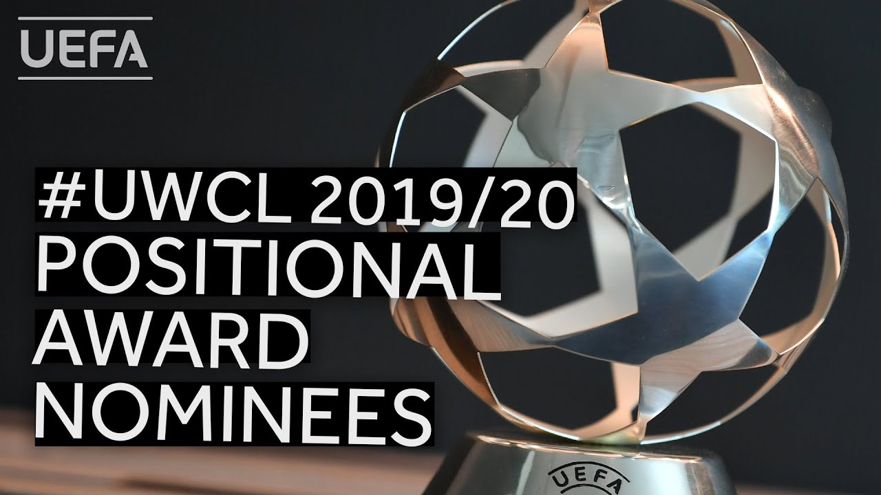 #UWCL Positional Award Nominees