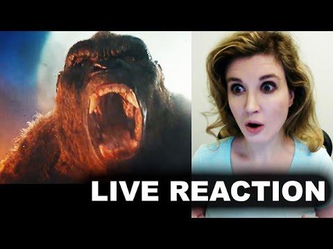 Download Kong Skull Island Trailer 2 Reaction