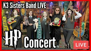 Harry Potter Birthday Giveaway Concert - K3 Sisters Band LIVE 7/31/21