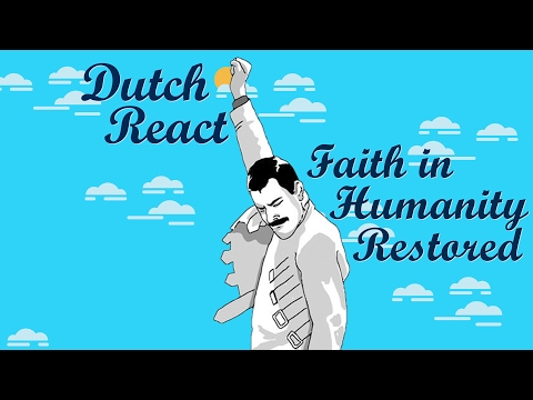 Dutch React to Faith in Humanity Restored