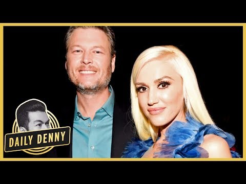 Blake Shelton and Gwen Stefani: Are Kids In Their Future? We Ask The Country Star   Daily Denny